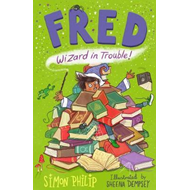 Produktbilde for Fred: Wizard in Trouble (BOK)