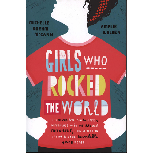 Girls Who Rocked The World (BOK)
