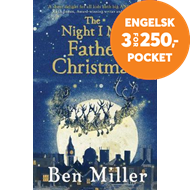 Produktbilde for The Night I Met Father Christmas - THE Christmas classic from bestselling author Ben Miller (BOK)