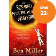Produktbilde for Boy Who Made the World Disappear (BOK)