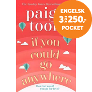 Produktbilde for If You Could Go Anywhere (BOK)