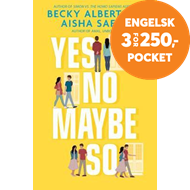 Produktbilde for Yes No Maybe So (BOK)