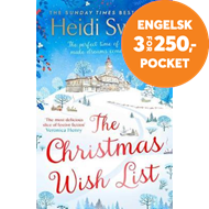 Produktbilde for The Christmas Wish List - The perfect feel-good festive read to settle down with this winter (BOK)