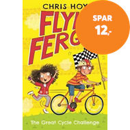 Produktbilde for Flying Fergus 2: The Great Cycle Challenge (BOK)