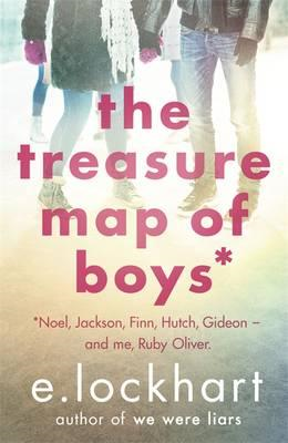 Ruby Oliver 3: The Treasure Map of Boys (BOK)