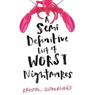 Semi Definitive List of Worst Nightmares (BOK)