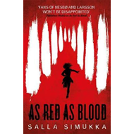 As Red As Blood (BOK)