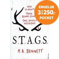 Produktbilde for STAGS (BOK)