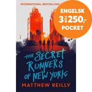 Secret Runners of New York (BOK)