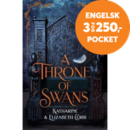 Produktbilde for Throne of Swans (BOK)