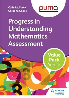 PUMA Year 2 Value Pack (Progress in Understanding Mathematic (BOK)