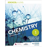 Edexcel A Level Chemistry Student Book 1 (BOK)