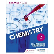 Edexcel A Level Chemistry Student Book 2 (BOK)