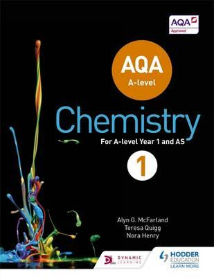 AQA A Level Chemistry Student Book 1 (BOK)