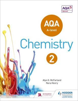 AQA A Level Chemistry Student Book 2 (BOK)