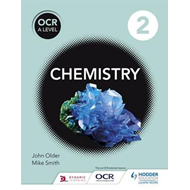 OCR A Level Chemistry Student Book 2 (BOK)