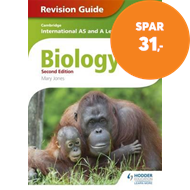 Produktbilde for Cambridge International AS/A Level Biology Revision Guide 2nd edition (BOK)