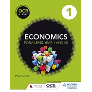 OCR A Level Economics Book 1 (BOK)