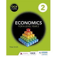 OCR A Level Economics Book 2 (BOK)