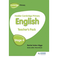 Hodder Cambridge Primary English: Teacher's Pack Stage 4 (BOK)