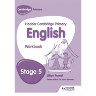 Hodder Cambridge Primary English: Work Book Stage 5 (BOK)