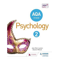 AQA A-level Psychology Book 2 (BOK)