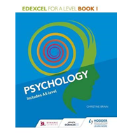 Edexcel Psychology for A Level Book 1 (BOK)