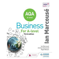 AQA Business for A Level (Marcouse) (BOK)