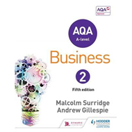AQA Business for A Level 2 (BOK)