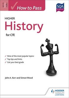 How to Pass Higher History (BOK)