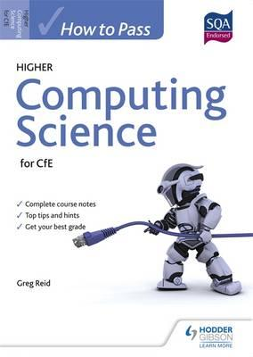 How to Pass Higher Computing for CfE (BOK)