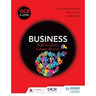 OCR Business for A Level (BOK)