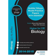 SQA Specimen Paper 2014 Higher for CFE Biology & Hodder Gibs (BOK)