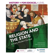 History+ for Edexcel A Level: Religion and the State in Earl (BOK)