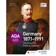AQA A-level History: The Quest for Political Stability: Germ (BOK)
