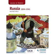 Access to History: Russia 1894-1941 for OCR Second Edition (BOK)