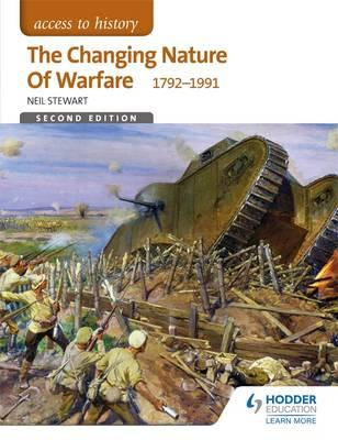 Access to History: The Changing Nature Of Warfare 1792-1945 (BOK)