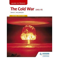 Access to History: The Cold War 1941-95 Third Edition (BOK)