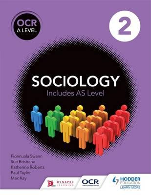 OCR Sociology for A Level Book 2 (BOK)