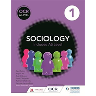 OCR Sociology for A Level Book 1 (BOK)