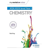 My Revision Notes: AQA AS Chemistry (BOK)