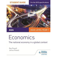 AQA Economics Student Guide 2: The national economy in a glo (BOK)