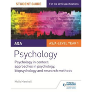 AQA Psychology: Psychology in Context: Approaches in Psychol (BOK)