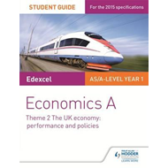 Edexcel Economics A Student Guide: Theme 2 The UK economy - (BOK)