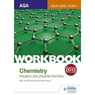 AQA AS/A Level Year 1 Chemistry Workbook: Physical chemistry (BOK)