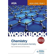 AQA AS/A Level Year 1 Chemistry Workbook: Inorganic and orga (BOK)