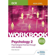 OCR Psychology for A Level Workbook 2 (BOK)