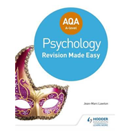 AQA A-level Psychology: Revision Made Easy (BOK)