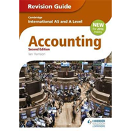 Cambridge International AS/A Level Accounting (BOK)