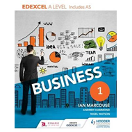 Edexcel Business A Level Year 1 (BOK)